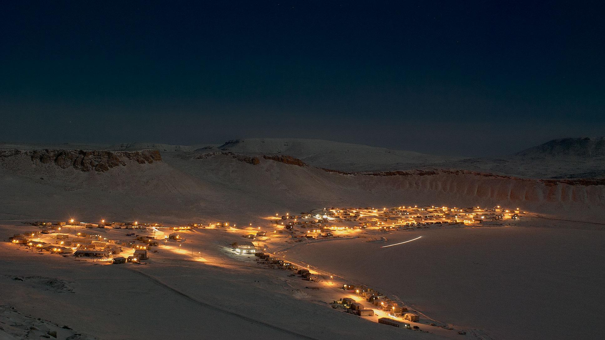 Photo credit: Arctic Bay, Nunavut; photograph by Bobby Kilabuk, 2014.