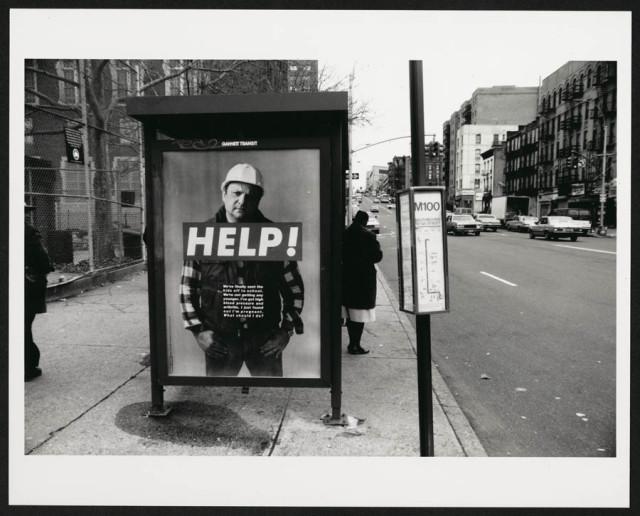 Barbar Kruger, untitled, 1991.