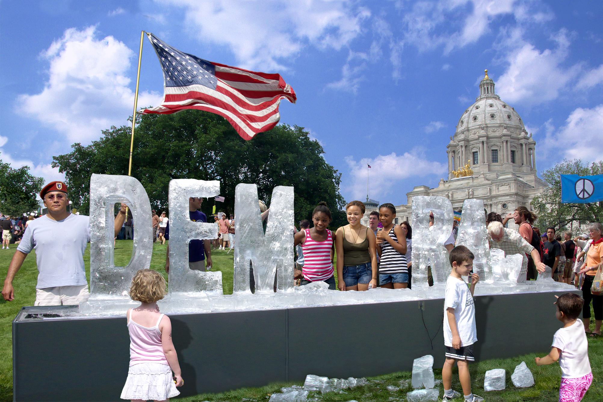 Democracy in St. Paul