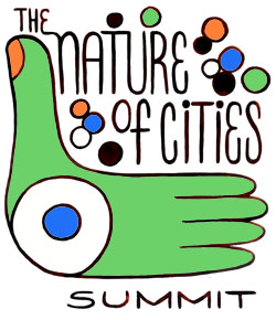 The Nature of Cities Summit logo