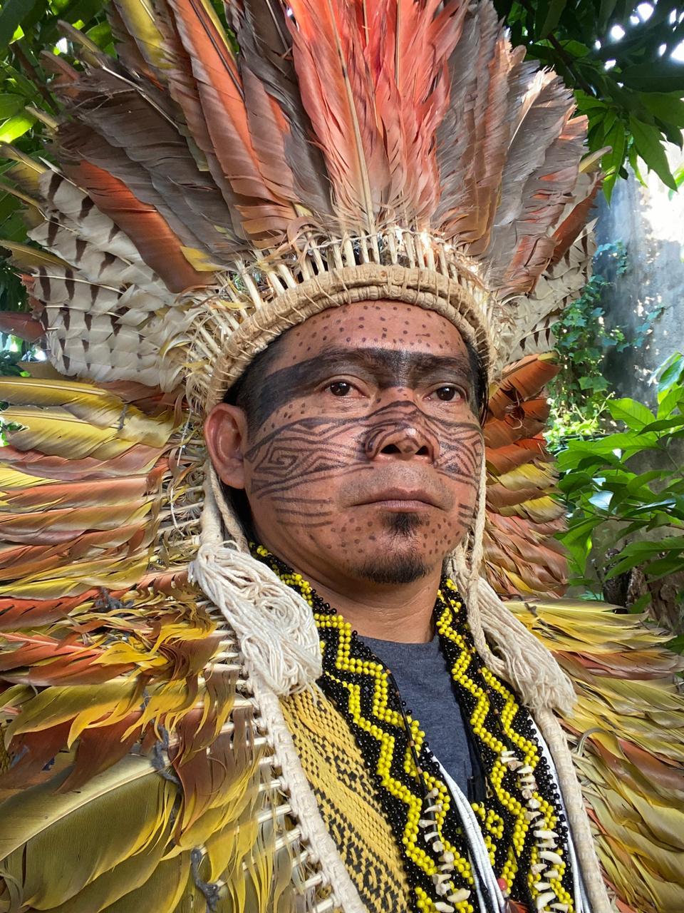 Portrait of Chief Ninawá